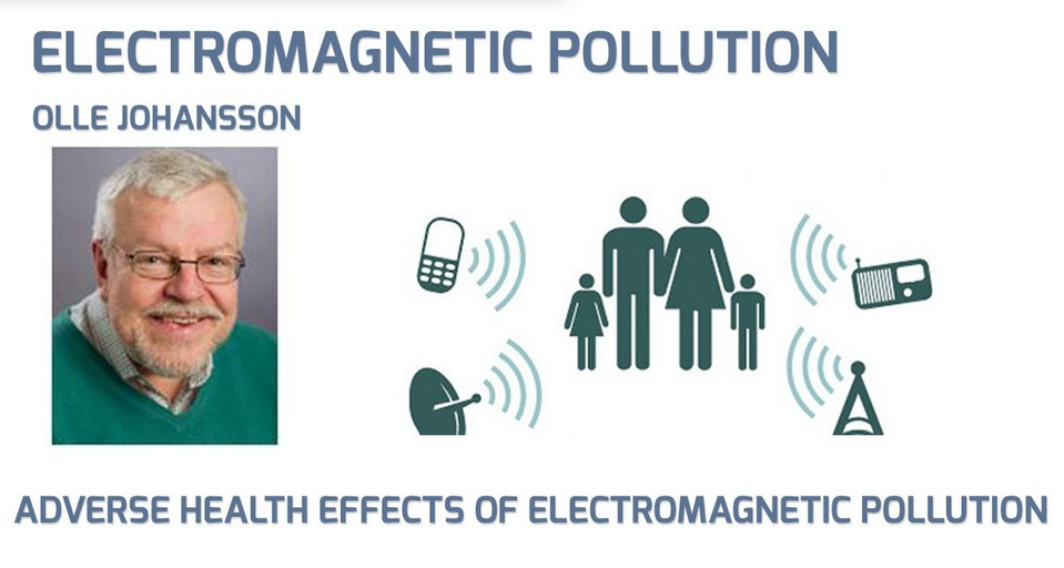 Olle Johannsson, PhD, Electromagnetice Pollution