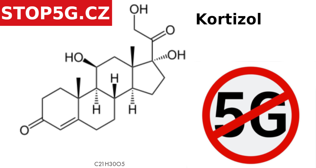 5G: Elektro-stres a kortizol