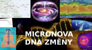 Micronova - DNA Změny