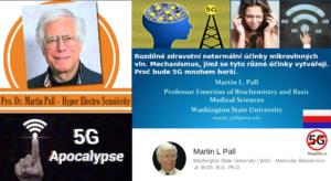 Prof Dr. Martin Pall - 5G je Hloupý Nápad