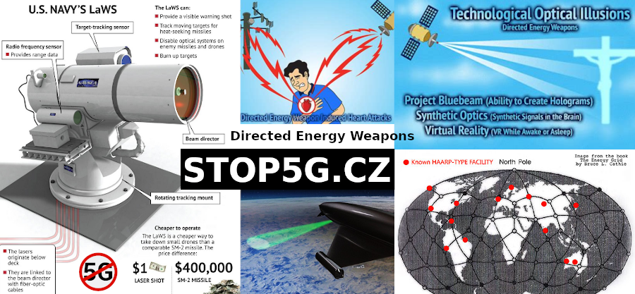 Directed-Energy Weapons – Lasers and Microwaves.