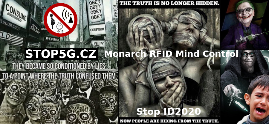 Mind Reading Technologies – 5G – Cellular Satellites – misused A.I. – MKULTRA – Monarch