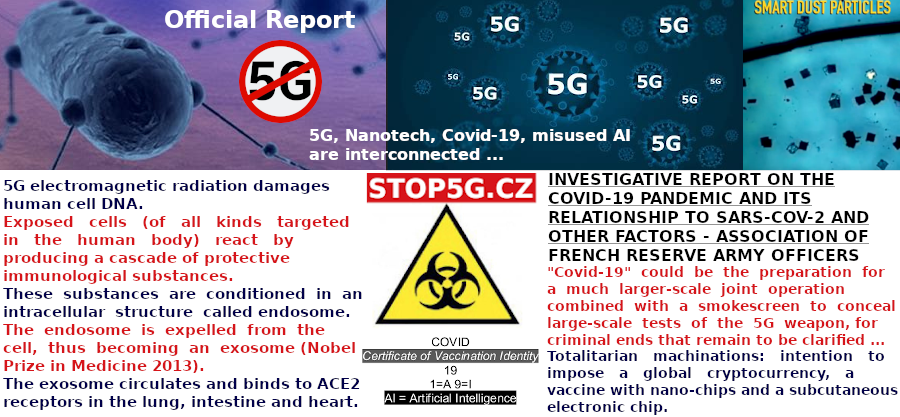 INVESTIGATIVE REPORT ON THE COVID-19 PANDEMIC AND ITS RELATIONSHIP TO SARS-COV-2 AND OTHER FACTORS – ASSOCIATION OF FRENCH RESERVE ARMY OFFICERS