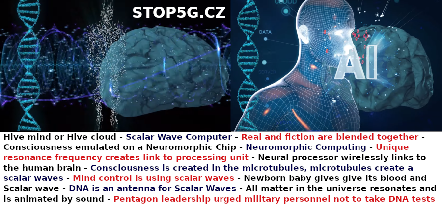 Neuromorphic Chip – Microtubules – Mind Control – Consciousness Emulated on a Neuromorphic Chip – DNA for Mass Surveillance – Scalar Waves